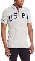U.S. Polo Assn. Men's Solid Polo Shirt