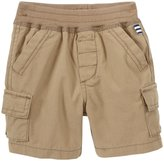 Splendid Poplin Shorts (Baby) - Tan-18-24M