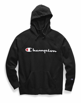 Champion Women's Plus-Size Powerblend Graphic Hoodie