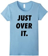 Ripple Junction Women's Just over it T-Shirt Large