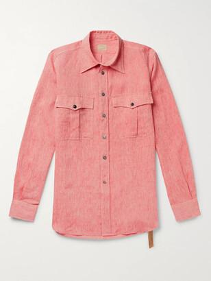 L.E.J Linen Shirt