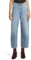 MM6 MAISON MARGIELA Women's Relaxed Fit Crop Jeans