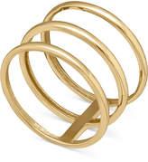 Macy's Triple Bar Ring in 14k Gold