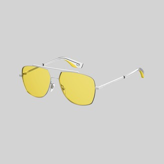 Marc Jacobs Retro Vintage Navigator Sunglasses