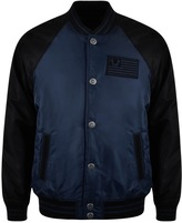 True Religion Bomber Jacket Blue