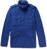 Aspesi Brushed Cotton-Twill Field Jacket