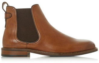 Dune London Character Leather Chelsea Boots