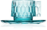 Kartell Jellies Family Cup & Saucer - Light Blue