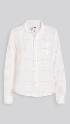 Frank And Eileen Womens Button Down Linen Shirt