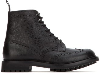 Church's Lace-Up Ankle Boots