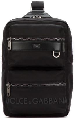 Dolce & Gabbana Single Strap Backpack