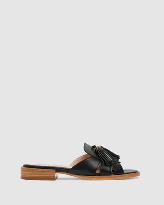 Jane Debster - Women's Black Sandals - Taboo - Size One Size, 37 at The Iconic
