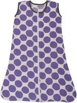 Bacati Muslin Ikat Dots Wearable Blankets Sleep Sack