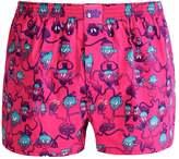 Lousy Livin Underwear Aliens Boxer Shorts Black