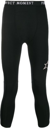Perfect Moment Two-Way Stretch Fitness Tights
