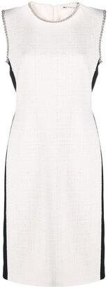 Ports 1961 Two-Tone Tweed Dress