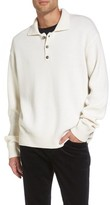 Vince Men's Wool & Cashmere Polo Sweater