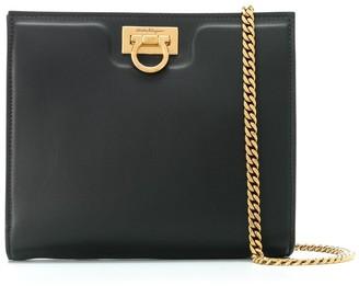 Salvatore Ferragamo medium Trifolio flap bag