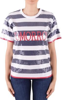 Alberta Ferretti Tomorrow Sequined T-shirt