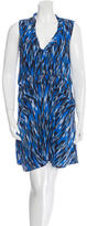 Thakoon Printed Sleeveless Dress w/ Tags