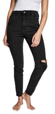 Cotton On High Rise Skinny Leg Denim Jeans