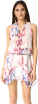Ramy Brook Ikat Printed Ruthie Dress