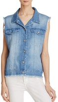 Bella Dahl Denim Boyfriend Vest