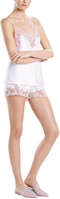 Natori 2Pc Pajama Short Set