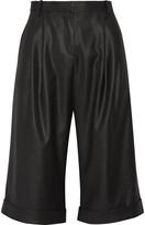 DAY Birger et Mikkelsen Pleated twill shorts