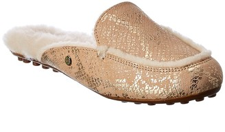 UGG Lane Leather Slipper