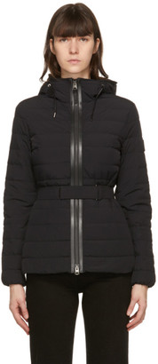 Mackage Black Down Roselyn Lightweight Jacket