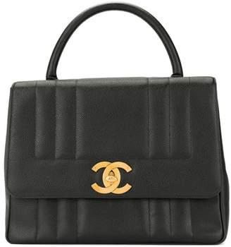 Chanel Pre-Owned caviar skin Mademoiselle stitch handbag