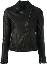 BLK DNM zipped jacket