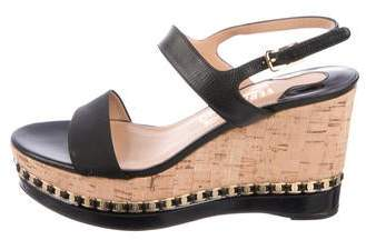 08f171d5c Salvatore Ferragamo Wedges - ShopStyle