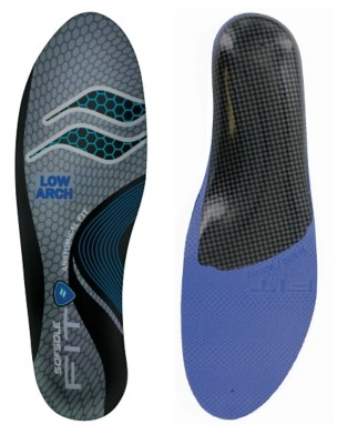 Sof Sole FIT Low Arch Custom Women's Insole