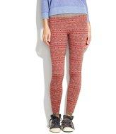 Madewell Fireside sweater leggings