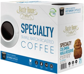 Barrie House Colombia Huila Reserve Coffee Capsules, 24-Count