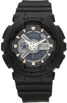 Baby-G Baby G Baby G Duo Gold Accent/ Blk Dial