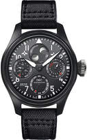 IWC IW502902 Pilot Top Gun canvas watch