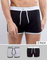 Original Penguin 2 Pack Retro Trunks
