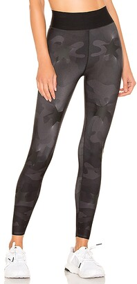 ULTRACOR Ultra High Silk Camo Knockout Legging