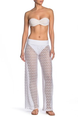 Vyb Crochet Cover-Up Pants