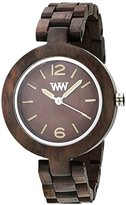 WeWood Mimosa Chocolate Wooden Watch