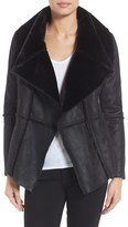 Cupcakes And Cashmere Women's Rivina Faux Shearling Coat