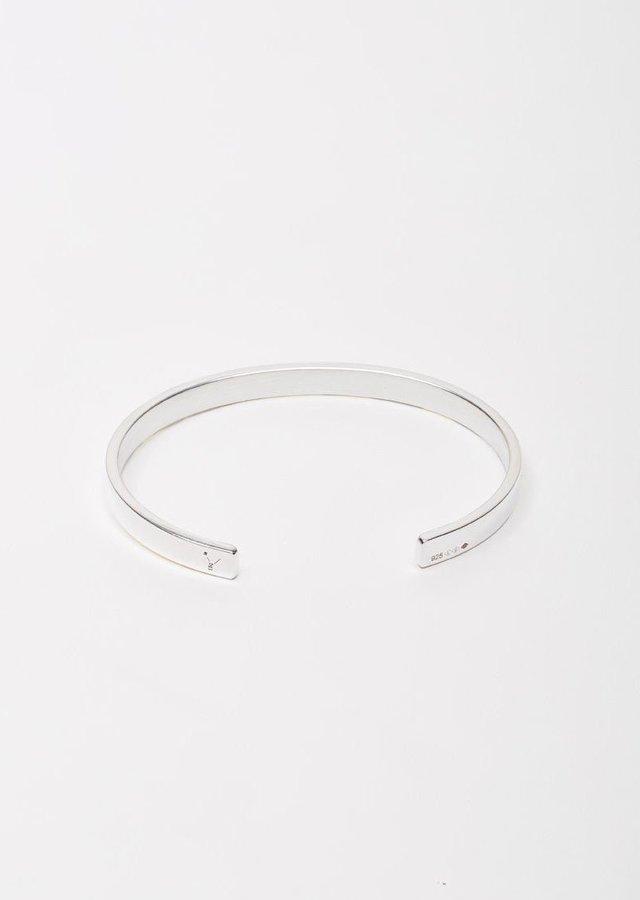 Le Gramme Le 15 Grammes Bracelet silver Size: Small