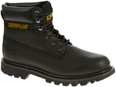 CAT Footwear Black Colorado Leather Boot - Men