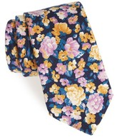 Bonobos Men's Coastal Floral Silk Tie