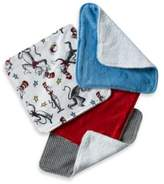 Trend Lab Dr. Seuss Cat in the Hat Washcloths (Set of 5)