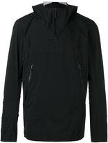 Arcteryx Veilance Arc'teryx Veilance - zipped neck hooded jacket - men - Nylon - L