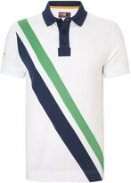 Callaway Diagonal Blocked Polo